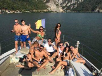 Petrecere Yacht Vella